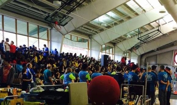 FRC Audience Duel on DE 2014
