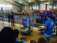 FRC Competition at Davidow Hall, Salem Community College 10/18/2014