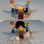 LEGOS Ice Bucket