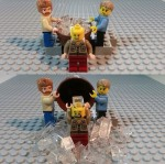 LEGOS Ice Bucket
