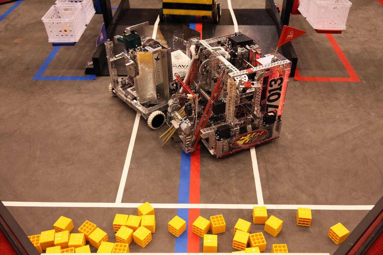 FIRST Tech Challenge Summer Camp | First State Robotics