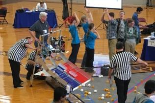 January 9, Oxford, PA FTC Tournament