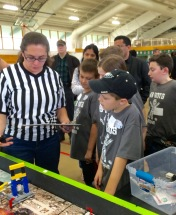 Salem Community College, FLL Qualifier, January 2016