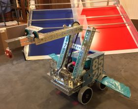 Rescue bot Team RKR 2016